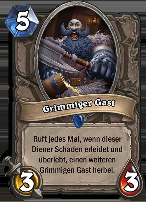 Grimmiger Gast
