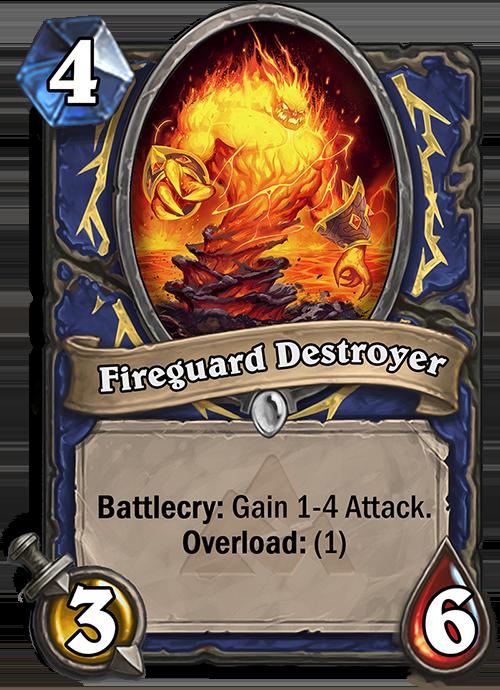 Fireguard Destroyer