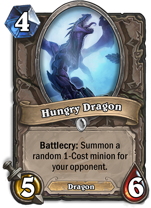 Hungry Dragon