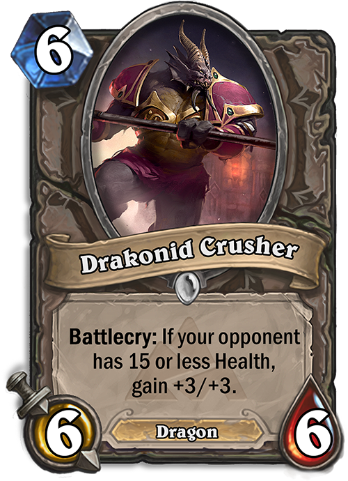 Drakonid Crusher