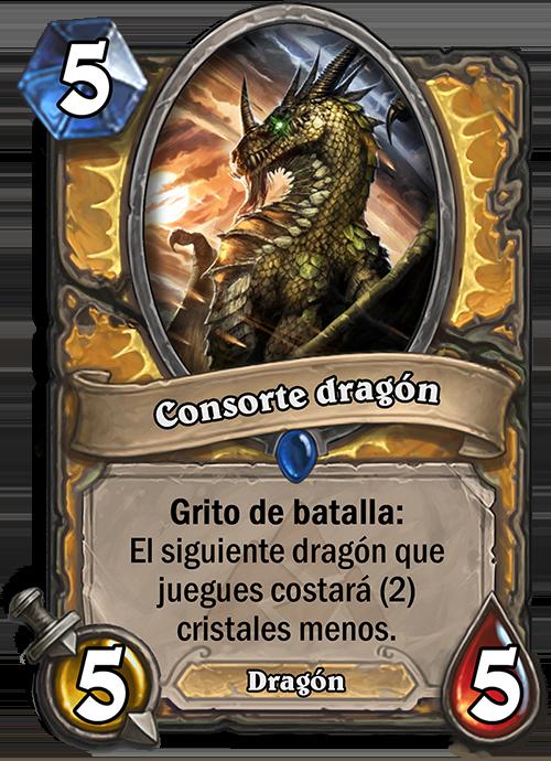 Consorte dragón