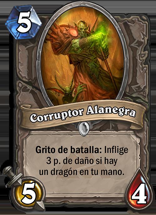Corruptor Alanegra