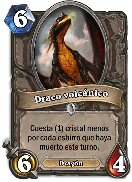 Draco volcánico