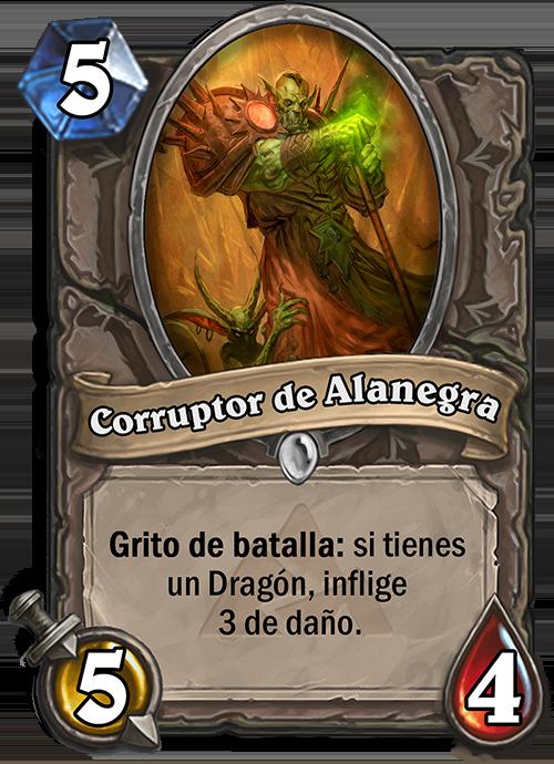 Corruptor de Alanegra