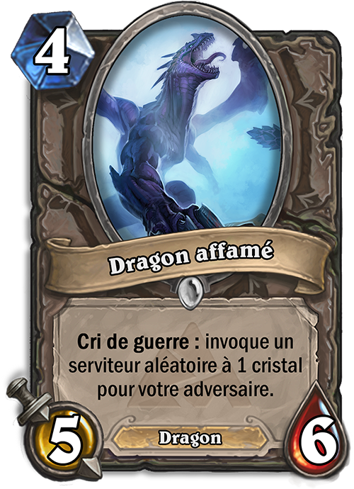 Dragon affamé
