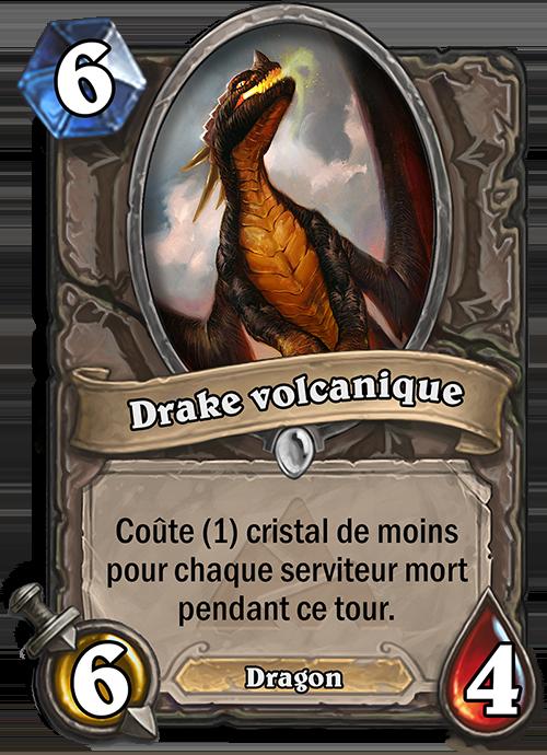 Drake volcanique