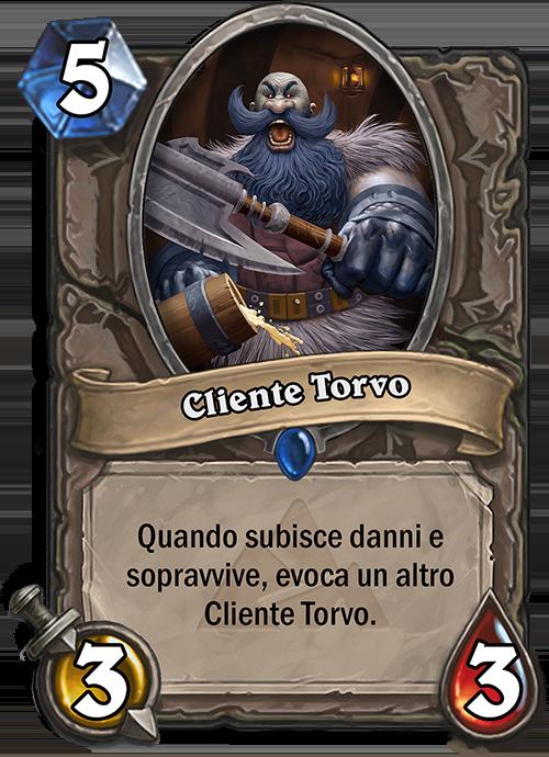 Cliente Torvo