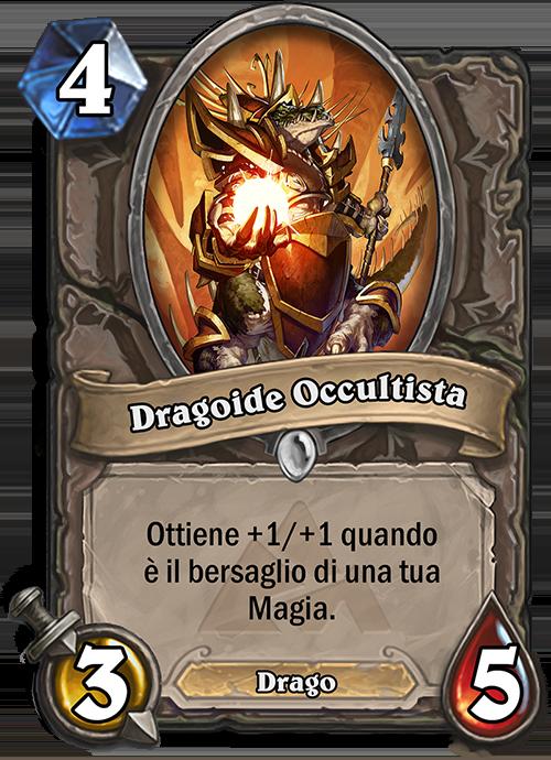 Dragoide Occultista