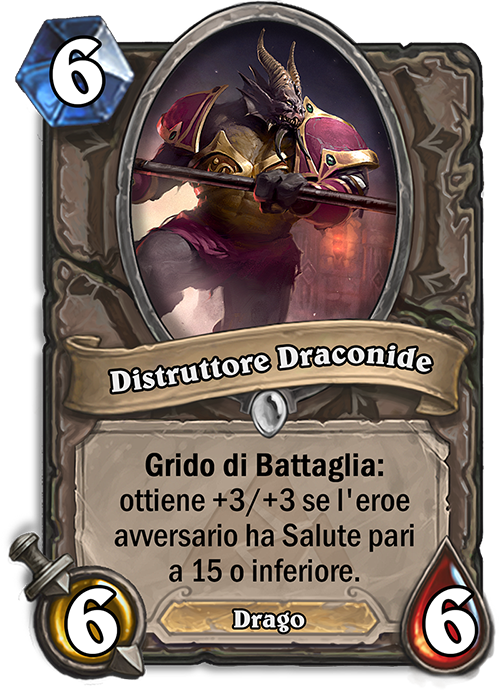Distruttore Draconide