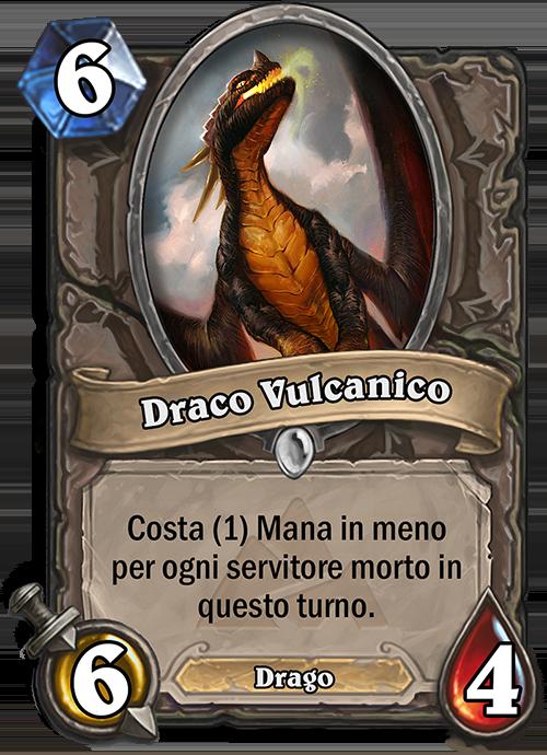 Draco Vulcanico