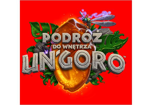 Podróż do wnętrza Un'Goro
