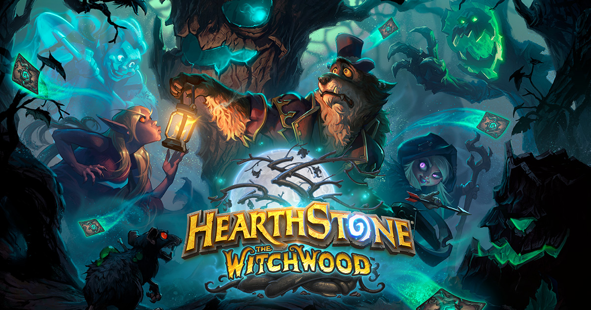 The Witchwood