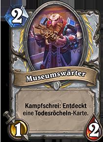 Museumswärter