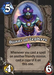 Djinni of Zephyrs