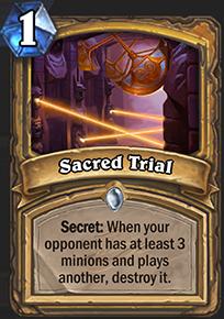 Sacred Trial