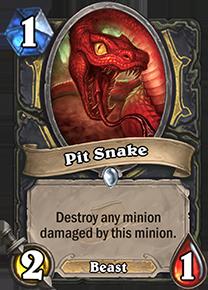 Pit Snake