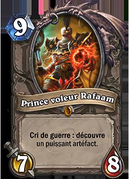 Prince voleur Rafaam