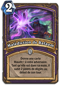Malédiction de Rafaam
