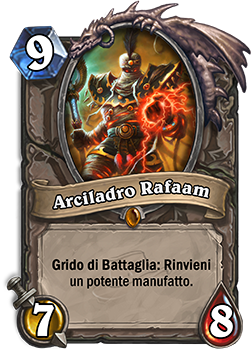 Arciladro Rafaam