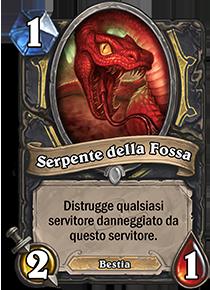 Serpente della Fossa
