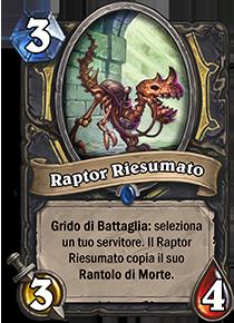 Raptor Riesumato