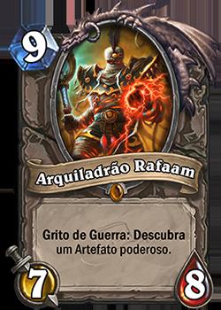 Arquiladrão Rafaam