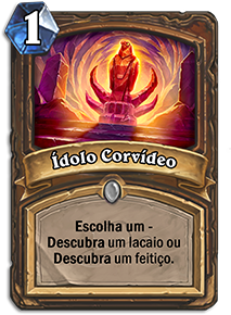 Ídolo Corvídeo