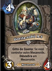 Gorila-robô A-3