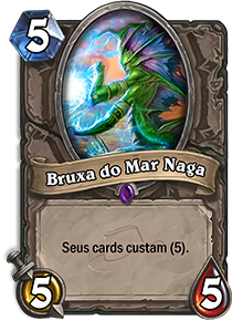 Bruxa do Mar Naga