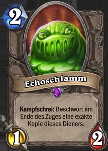 Echoschlamm