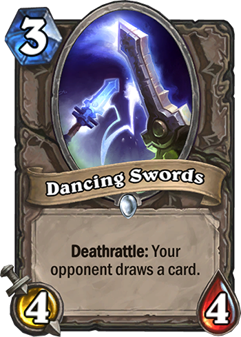 Dancing Swords