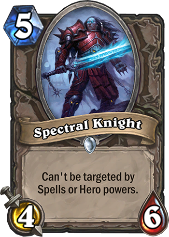 Spectral Knight