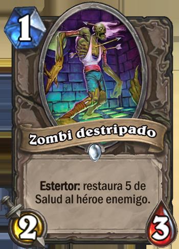 Zombi destripado