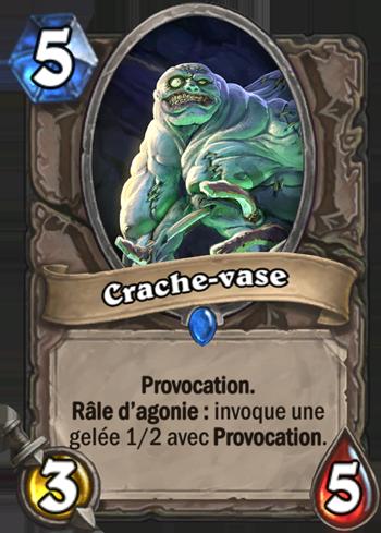 Crache-vase