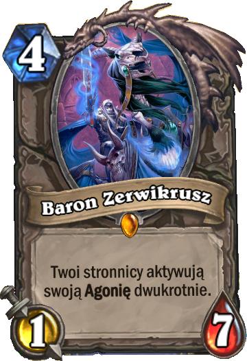 Legendarna karta za oczyszczenie skrzydła