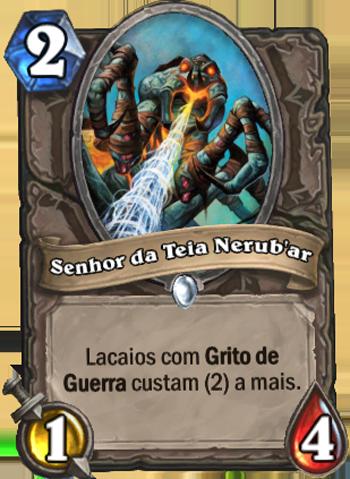 Senhor da Teia Nerub'ar