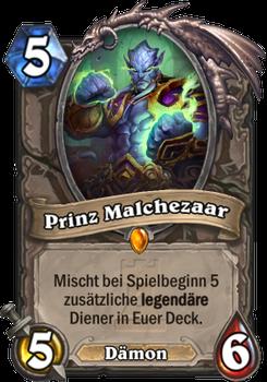 Prinz Malchezaar