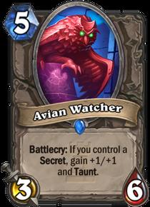 Avian Watcher