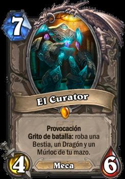 El Curator