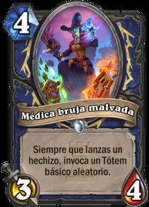 Médica bruja malvada