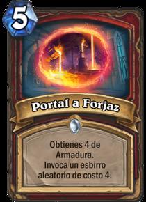 Portal a Forjaz