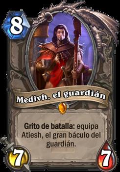 Medivh, el guardián