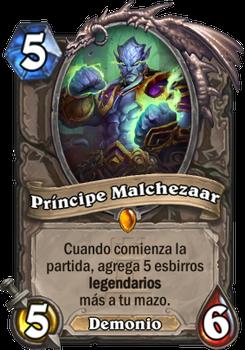 Príncipe Malchezaar