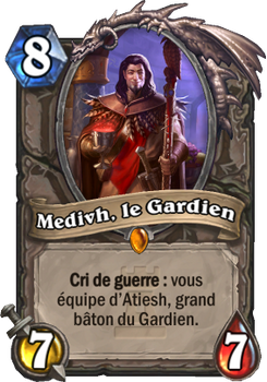 Medivh, le Gardien