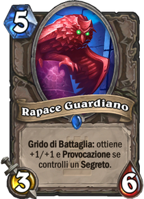 Rapace Guardiano