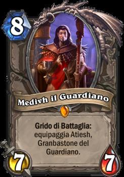Medivh il Guardiano