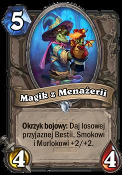 Magik z Menażerii