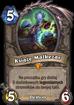 Książę Malkezar