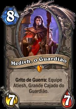 Medivh, o Guardião